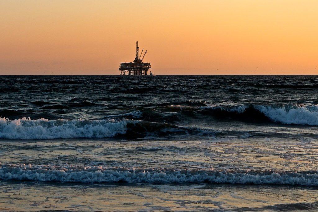 trabalho offshore